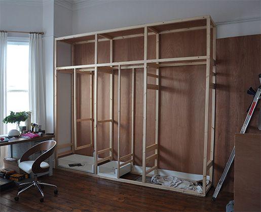 diy wardrobe ... best diy bedroom wardrobe with create home interior design with diy BZCGQGD