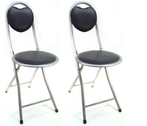 dlux small folding chairs TCAJIYV