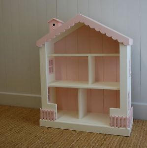 dollhouse bookcase image is loading cottage-dollhouse-bookcase-15-colors-solid-pine-wood- QPLMOEA