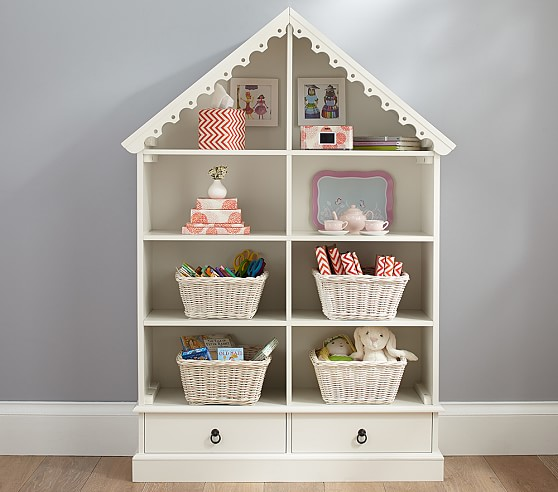 dollhouse bookcase TFQTIVI