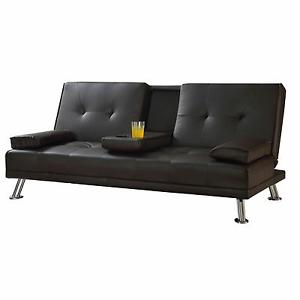 double sofa bed metal action VAUUCOZ