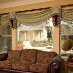 Best curtain designs by using the draperies