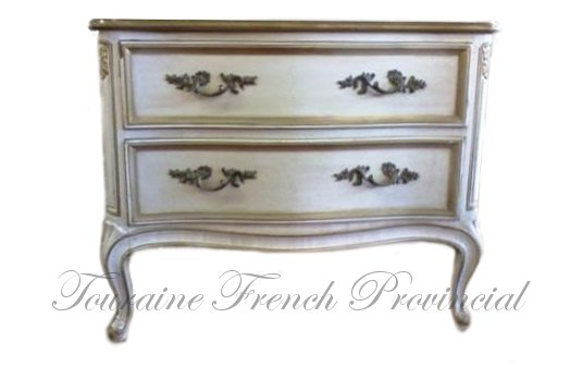 drexel touraine french provincial furniture french provincial touraine  nightstand french ... KHKVAYP
