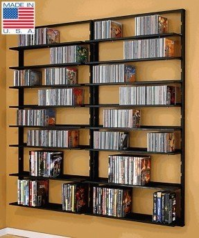 dvd storage dvd+storage+on+the+wall | products u003e multimedia storage u003e cd NIVNGUE