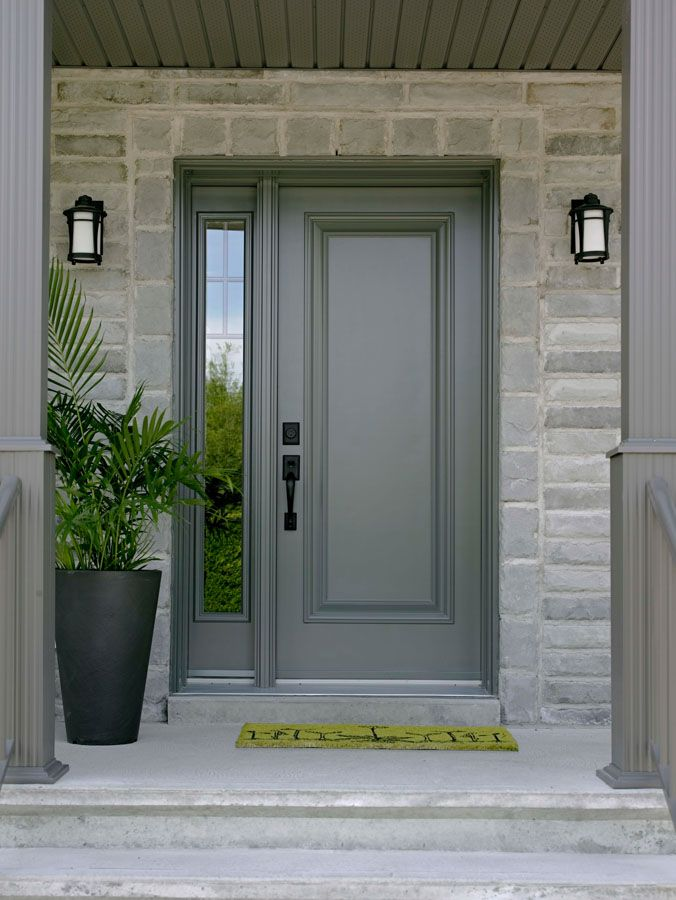 entry doors single front door with one sidelight - bing images XTGIPDJ