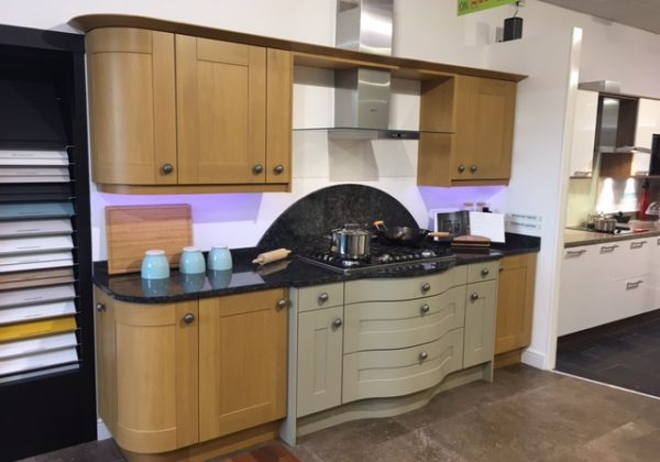 ex display kitchens rrp £5500 broadoak second nature ex display kitchen, granit. NQRYFRT
