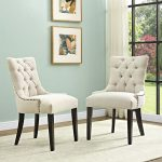Top Fabric Dining Chairs