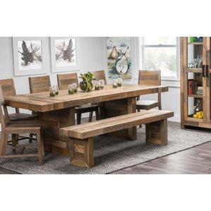 farmhouse dining room table rustic u0026 farmhouse tables youu0027ll love | wayfair WXGKHWY