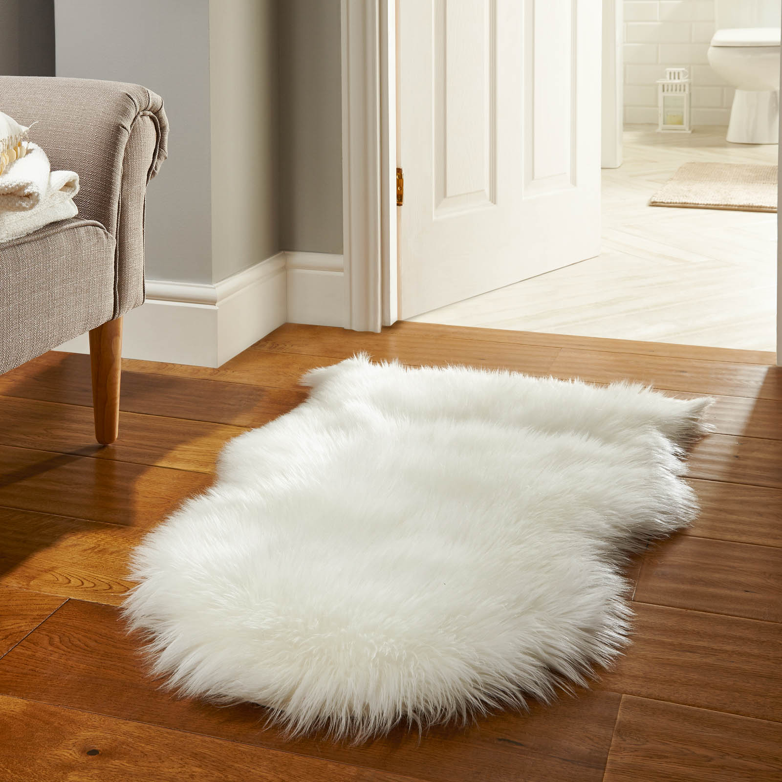 Fur Rugs Beautiful And Warm Goodworksfurniture