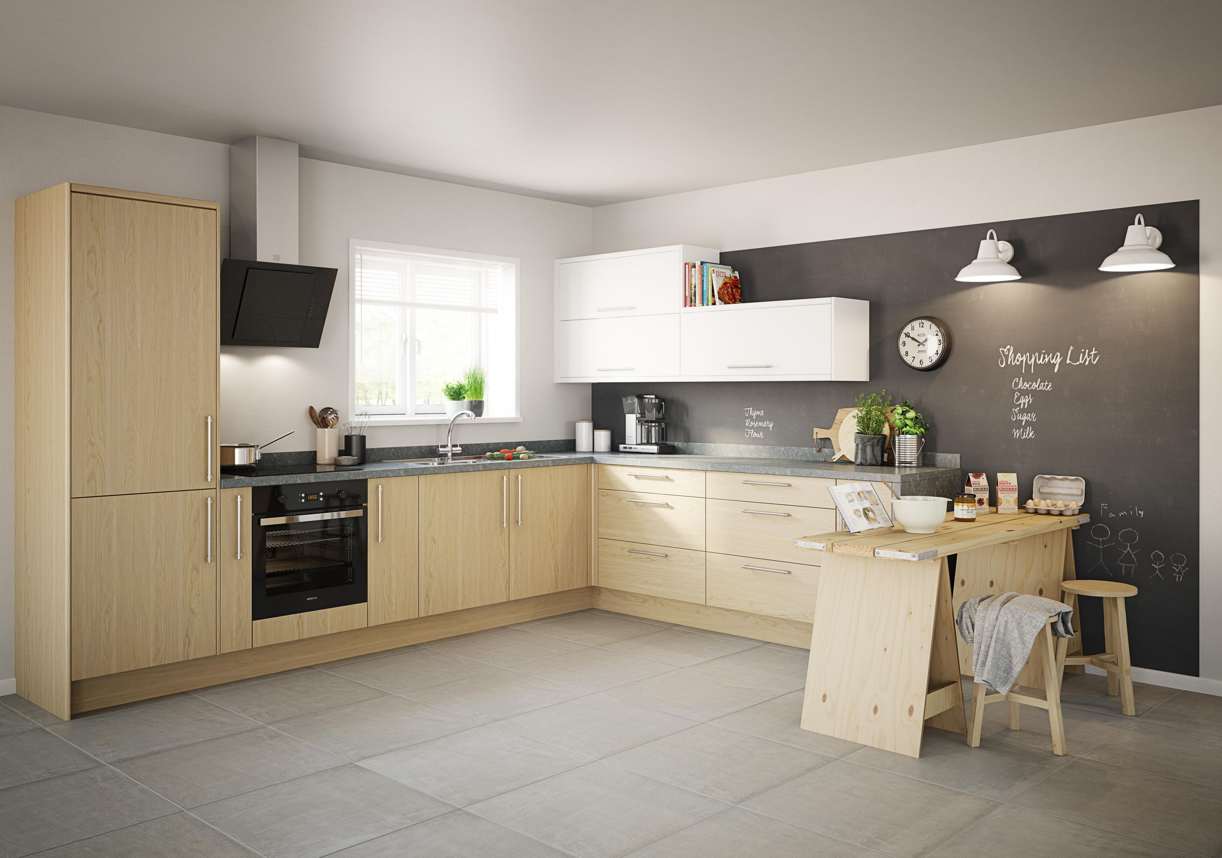 fitted kitchen sandford SLWLSNT