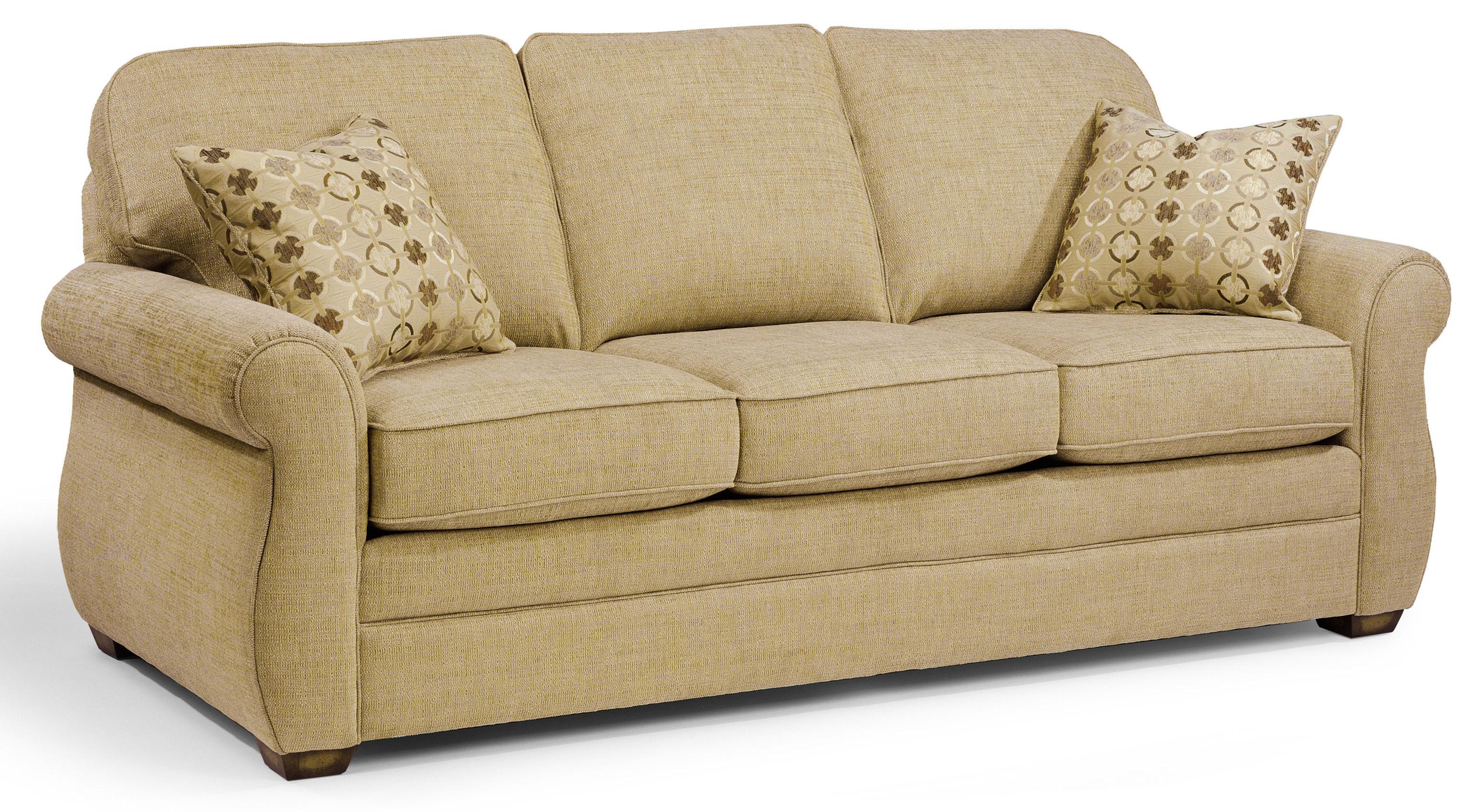flexsteel sofas flexsteel whitney sofa - item number: 5643-31 SPWDOAX