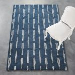 Blue rug: It's more than just a piece of decor