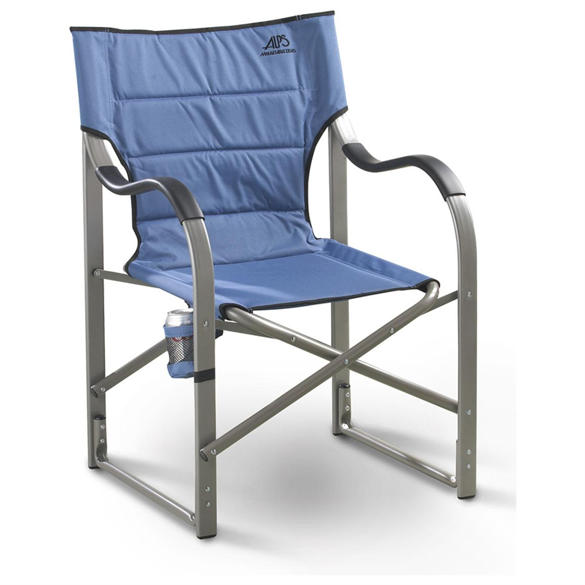 folding camping chairs alps mountaineering oversized folding camp chair MXEFEOO
