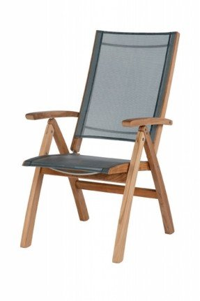 folding garden chairs shop u203a garden relaxers u0026 sun loungers u203a garden recliner CYGVXVJ