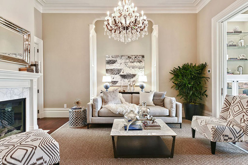 formal living room ideas traditional formal living room with chandelier and fireplace FFYZUFW