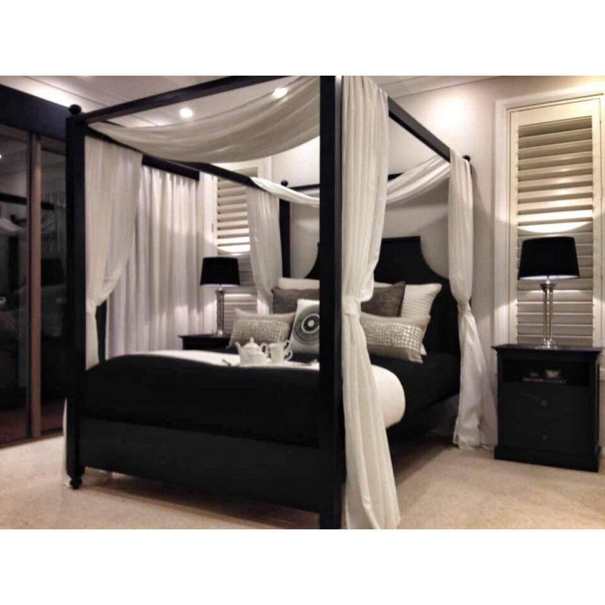 four poster bed 4 poster bed OIXQQMT