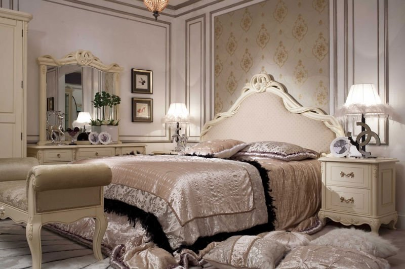 french bedroom furniture - how elegant and classy your bedroom can be | GEHZMVE