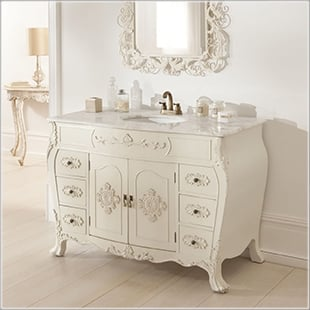 french furniture bathroom TZYHCPC