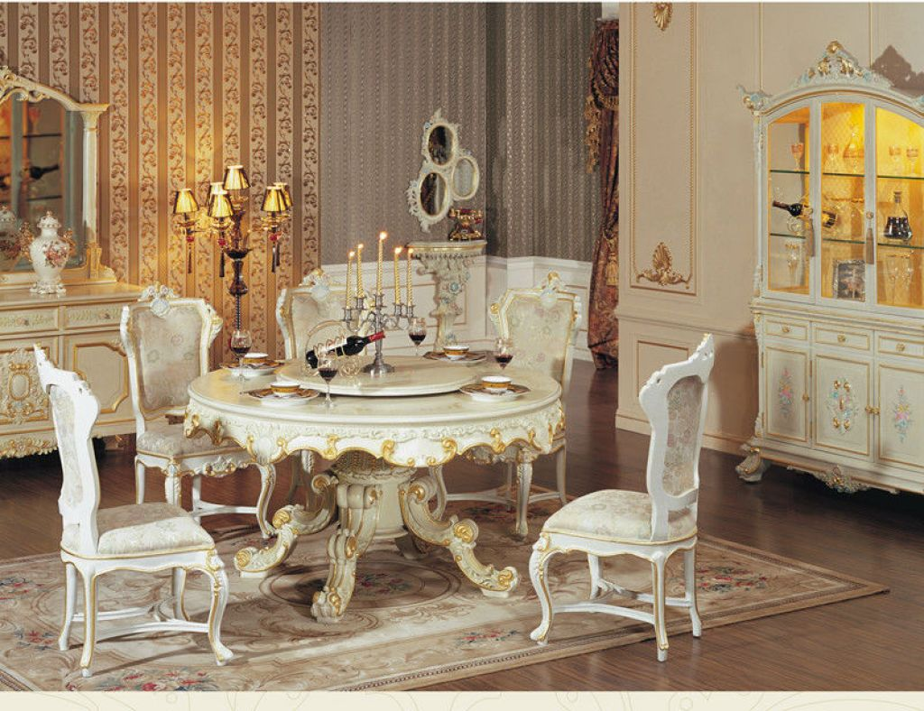 French style furniture is very classy