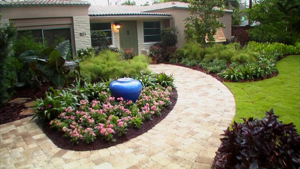 front yard landscaping ideas | diy QQLHMQW