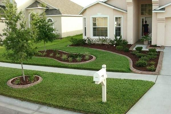 front yard landscaping ideas gorgeous front and backyard landscaping ideas 100 landscaping ideas for front  yards KFHRVMG