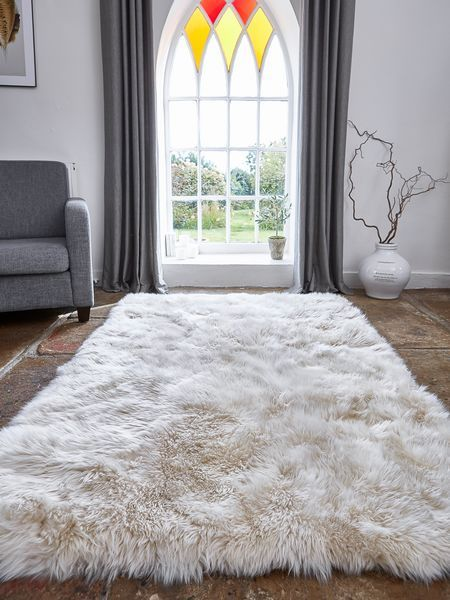 fur rugs best 25+ sheepskin rug ideas on pinterest | white sheepskin rug, faux sheepskin VLNOHEU