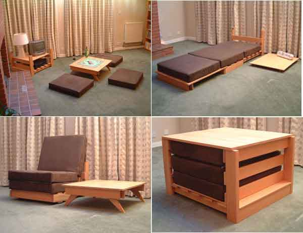 furniture for small spaces donu0027t clutter the space with small pieces. PJVVOKM