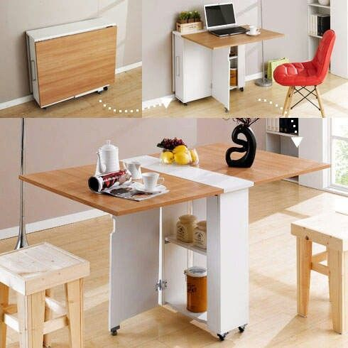 furniture for small spaces top 16 most practical space saving furniture designs for small kitchen LRFXKZP