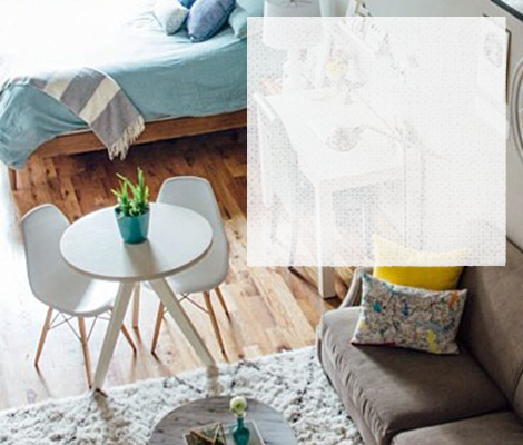 furniture for small spaces | west elm JGFITIS