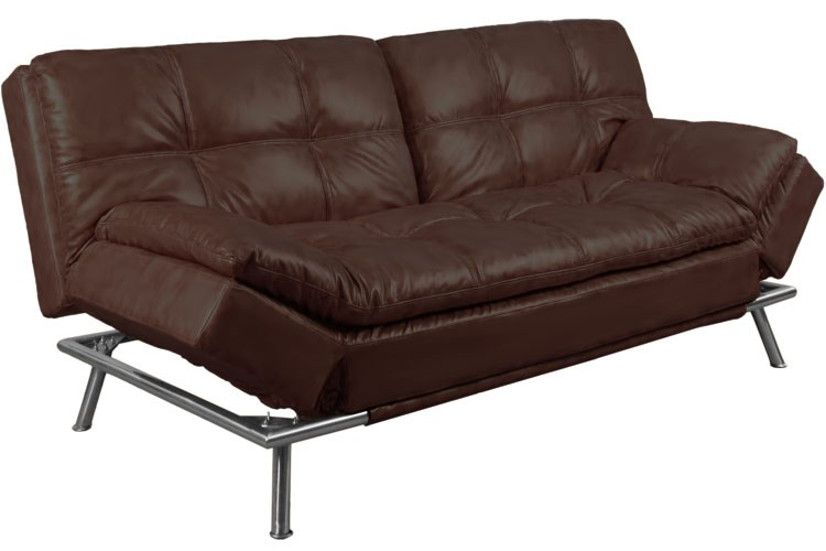 futon sofa matrix_modern_convertible_futon_sofa_bed_sleeper_chocolate  matrix_modern_convertible_futon_sofa_bed_sleeper_chocolate_lrg ... ZBBBXWZ