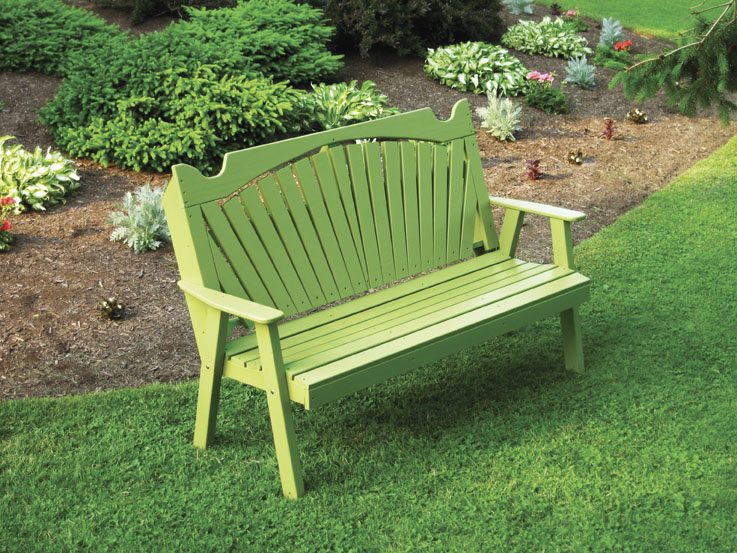 garden benches fan back garden bench YWFHCSE