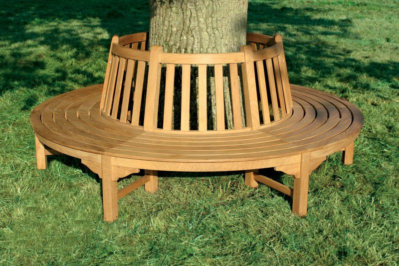 garden benches garden bench / traditional / teak / with backrest LOVVLNK