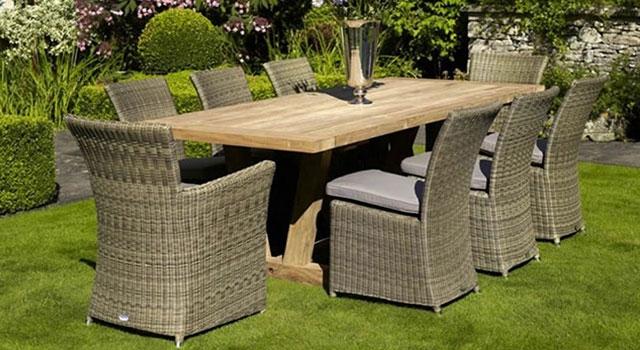garden tables garden table u0026 chair sets CQEMWBQ & Best garden tables - goodworksfurniture