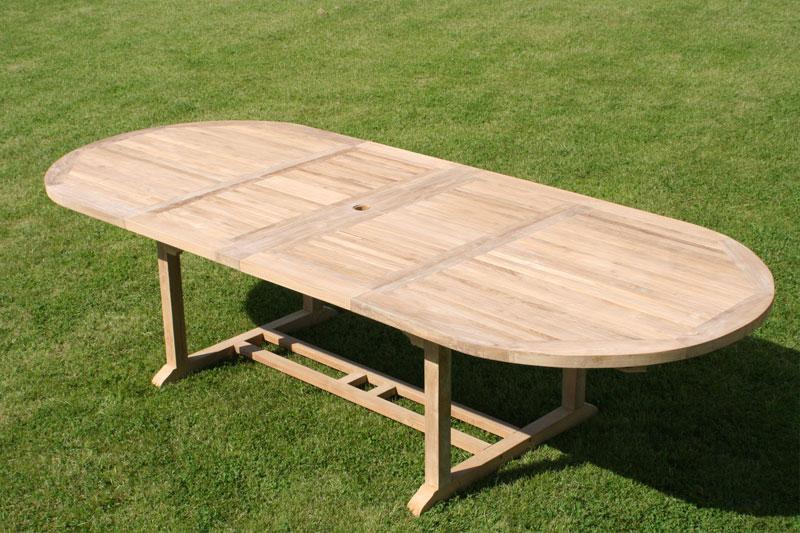 garden tables oval extending teak garden table CGYJCJL