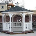 Gazebo Kits decorate your outdoor space