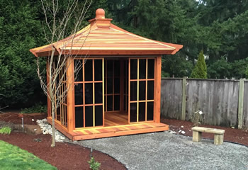 gazebo kits kikueu0027s tea house RPCQNIK