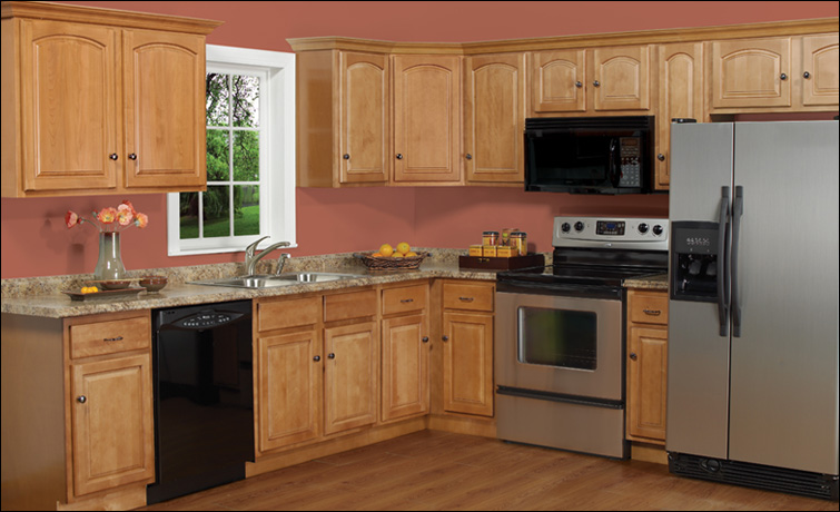 ginger maple kitchen cabinets EGFOGYN