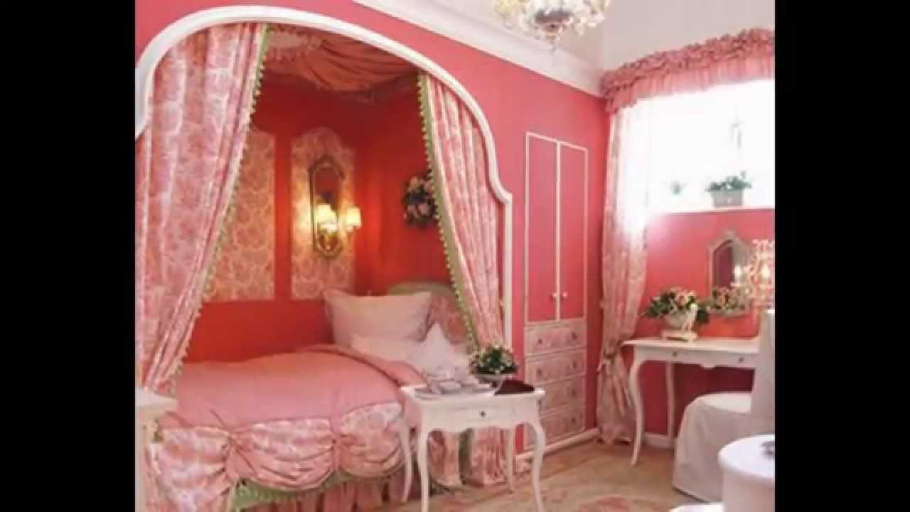 girl bedroom sets bedroom sets | girl bedroom canopy - youtube BYZSJHO