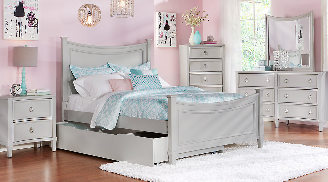 girl bedroom sets girls full size bedroom sets with double beds LYCSRST