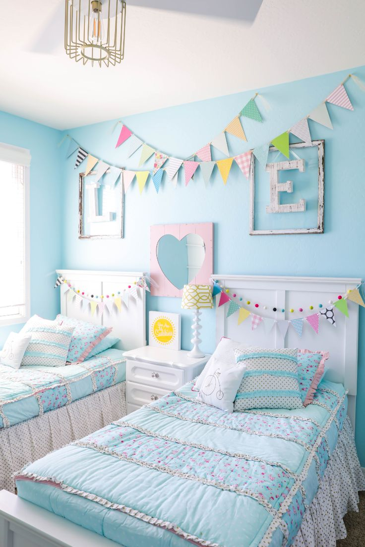 girls bedroom decor best 25+ girls bedroom ideas on pinterest | girl room, girls bedroom RWCQORO