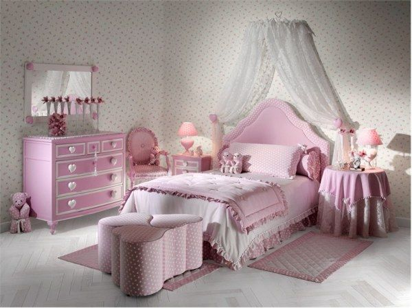 girls bedroom decor ... lofty ideas girls bedroom decorating ideas 6 girls bedroom decorating  ... USKAJWB