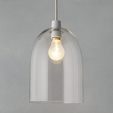 glass lamp shades buy john lewis easy-to-fit madison glass pendant shade online at johnlewis. LAKAISZ
