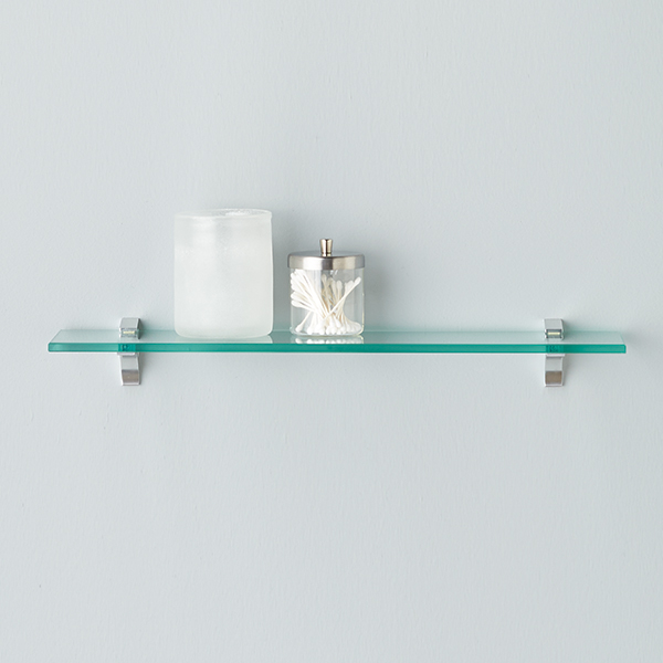 glass shelves glass shelf clip kits ... KLGFZFD