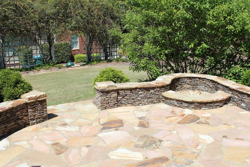 gorgeous stone patio designs 26 awesome stone patio designs for your home FGOQMPK