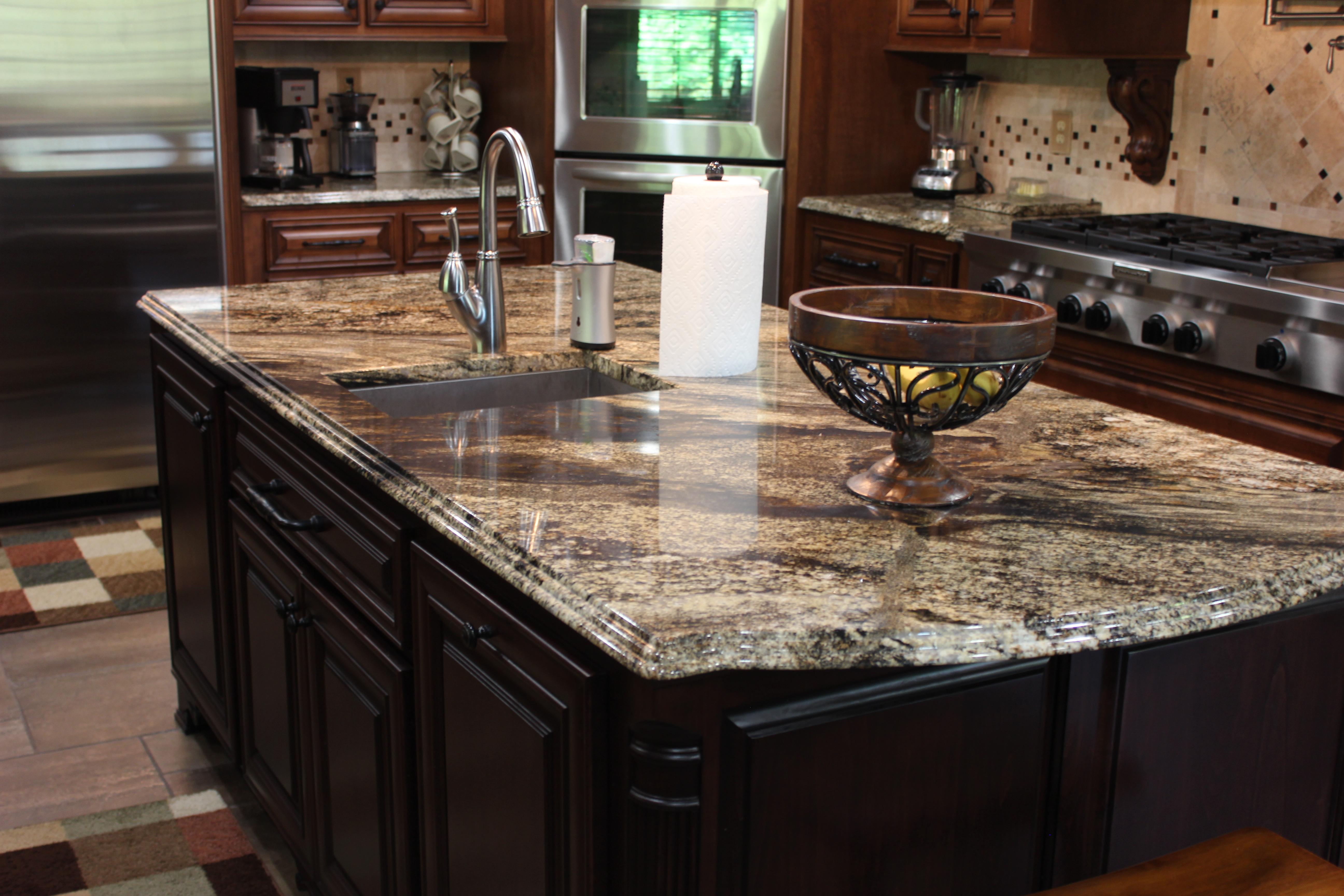 granite kitchen countertops granite kitchen; granite island and counters ... EGGOXVW