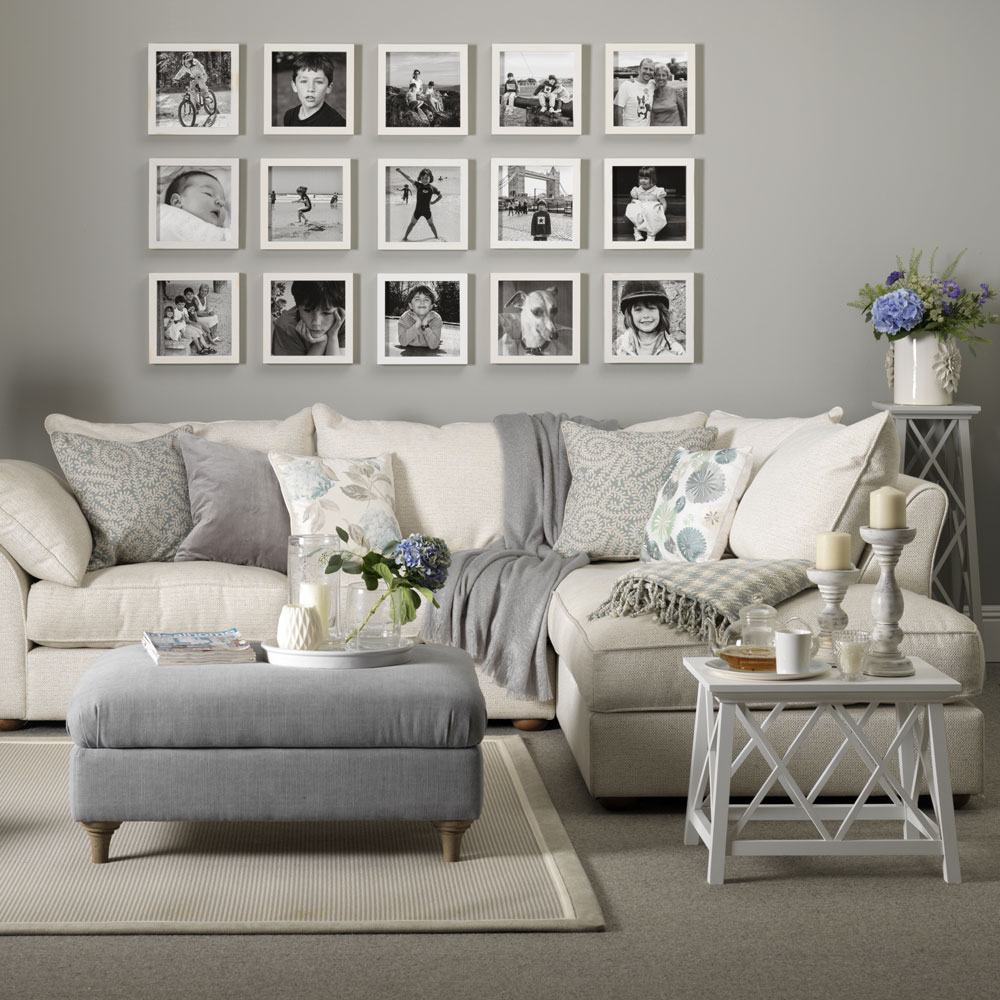 Best ideas for grey living room
