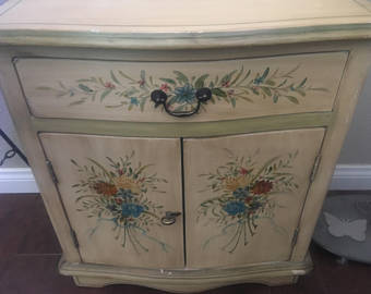 hand painted furniture home u0026 living, furniture, living room furniture, recycled furniture,  distressed furniture, OXZKZZJ