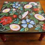 Amazing hand painted furniture