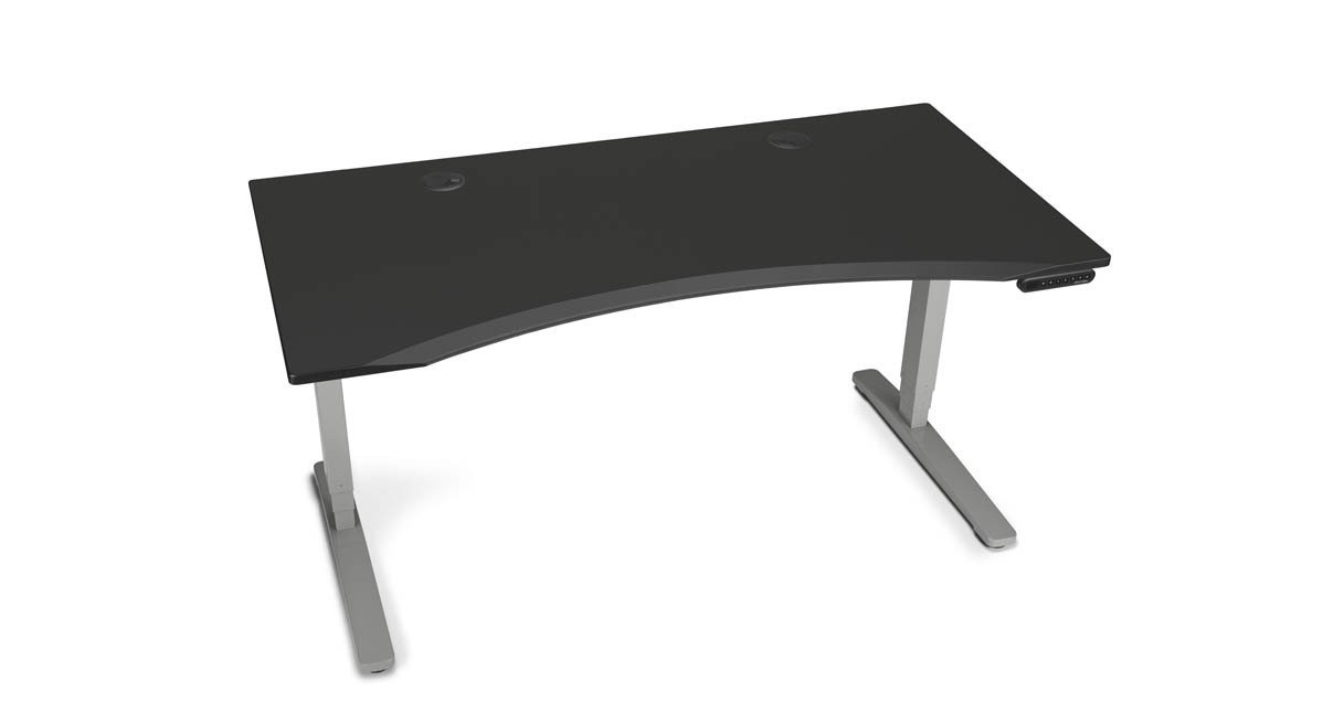 height adjustable desk get the extra height you need to keep working in comfort and with AYLOKCU