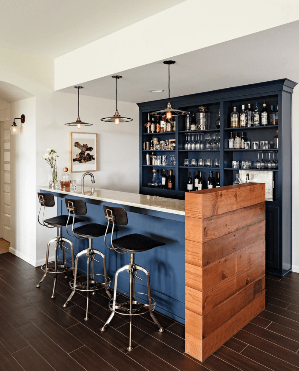 home bar designs home bar ideas - freshome JCTVKRH